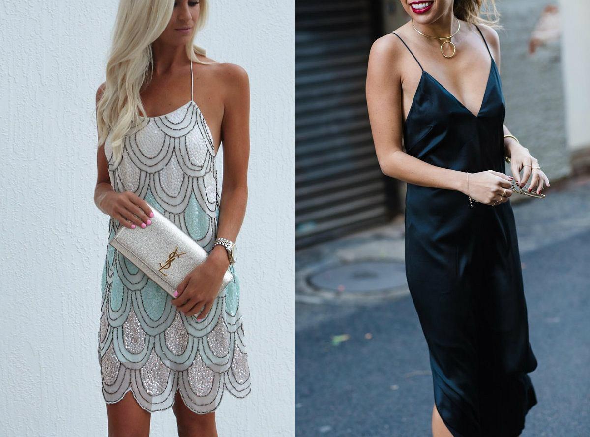 Sukienka na cienkich ramiączkach podpowiadamy jak ją nosić