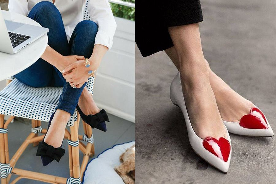 Obuwie dla wąskich stóp