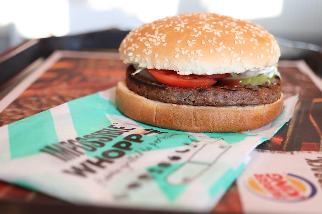 Burger King walczy z emisją metanu robiąc nowe kanapki.