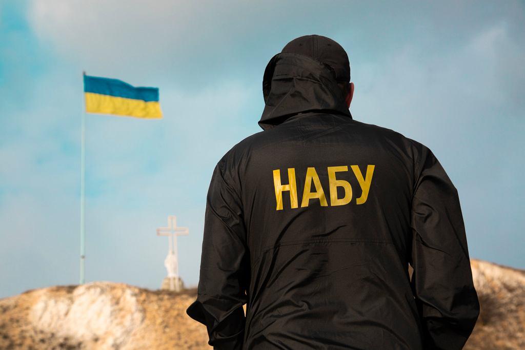 Narodowe Biuro Antykorupcyjne Ukrainy (NABU).