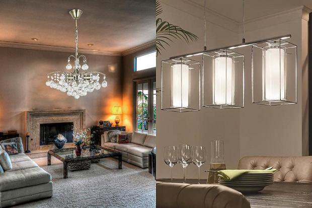 Jak dobrać lampy sufitowe do stylu wnętrza?