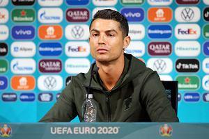 Coca-Cola straciła miliardy przez jeden gest Cristiano Ronaldo, który... w przeszłości ją promował