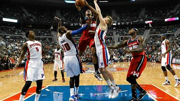 Washington Wizards - Detroit Pistons