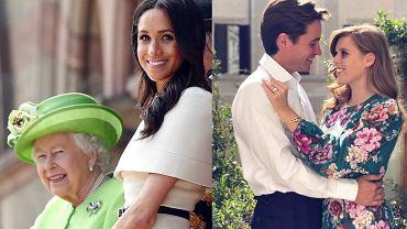Meghan Markle sprawiła ogromną przykrość ulubionej wnuczce królowej. 'Ma złamane serce' (zdjęcie ilustracyjne)