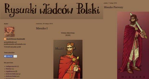 Zdjęcie numer 5 w galerii - 1050. rocznica chrztu Polski. Bez brody, z wąsem, albo z papierosem - różne wizerunki Mieszka I