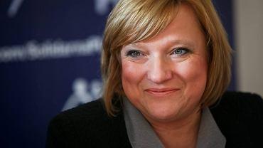 Posłanka Solidarnej Polski Beata Kempa