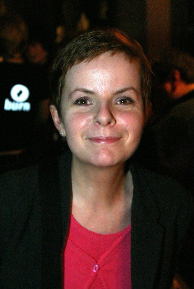 Karolina Korwin-Piotrowska w 2004 roku