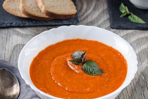 Krem z pomidorów - top of the top na liście zup. Sprawdź pyszny przepis!