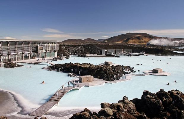 Błękitna Laguna, Islandia / fot. Shutterstock
