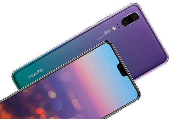 Huawei P20 - dla miłośników fotografii