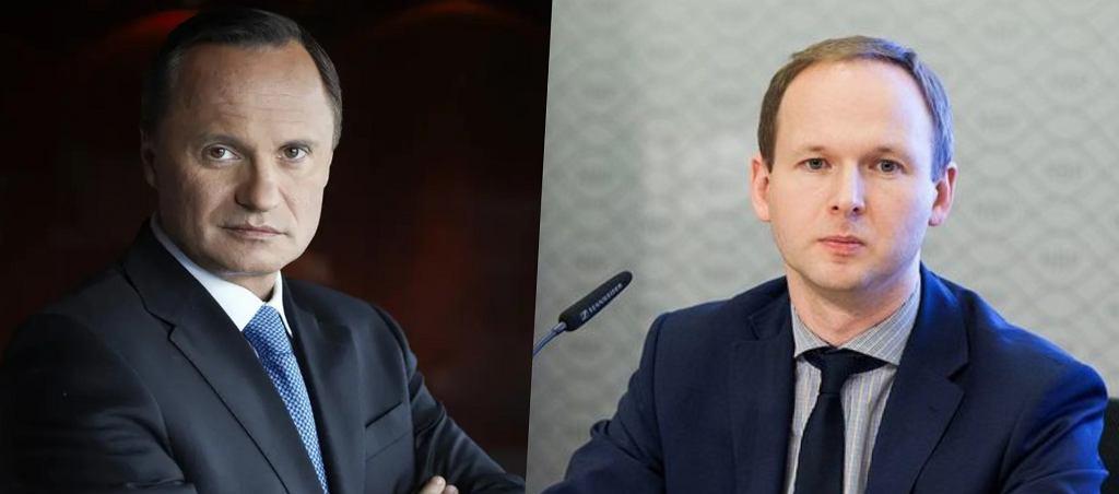 Leszek Czarnecki i Marek Chrzanowski, aktorzy zamieszania wokół KNF