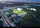 Stadion Hutnika wejdzie w XXI wiek? Radni dosypali pieniędzy. Inwestycja za prawie 50 mln zł