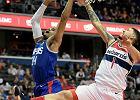 NBA. Los Angeles Clippers przegrali z Washington Wizards. Marcin Gortat zdobył dziewięć punktów