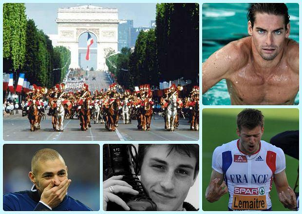 Z okazji 14 lipca przypomnijmy najpiękniejszych sportowców, jakich Francja dała światu
