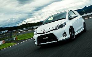 Galeria zdjęć Toyoty Yaris GRMN Turbo
