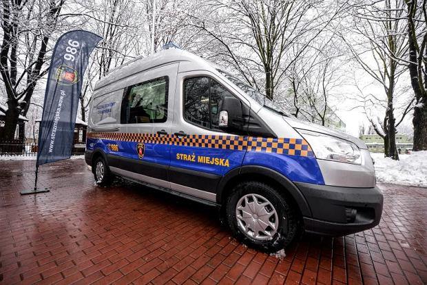 Nowe samochody Straży Miejskiej