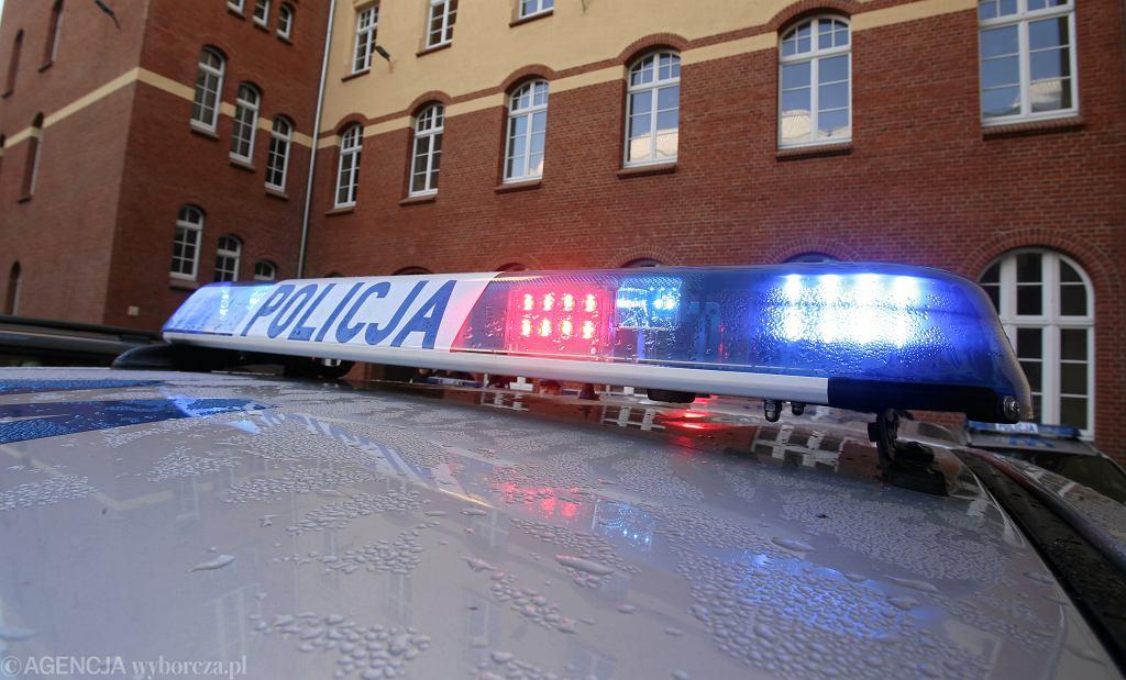 Policja - zdjęcie ilustracyjne