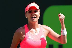 WTA Eastbourne. Agnieszka Radwańska wygrała pierwszy mecz od trzech miesięcy