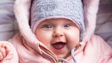 Spękane usta u niemowlaka to zazwyczaj efekt pogody