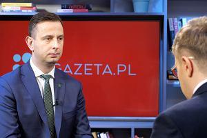 W.Kosiniak-Kamysz o dopłatach do prądu: To jest zabieg, żeby pozyskiwać wyborców