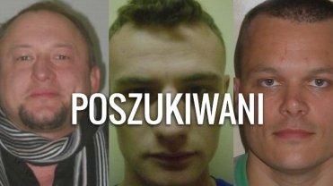 Poszukiwani zbiegli więźniowie