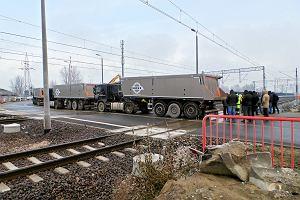 Koniec blokady torów. Najpopularniejsza trasa kolejowa w Polsce znów przejezdna