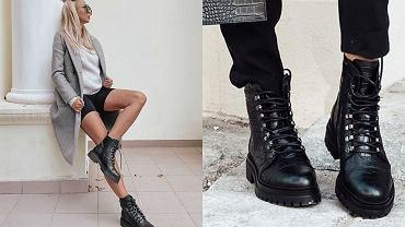 buty na jesień wojas