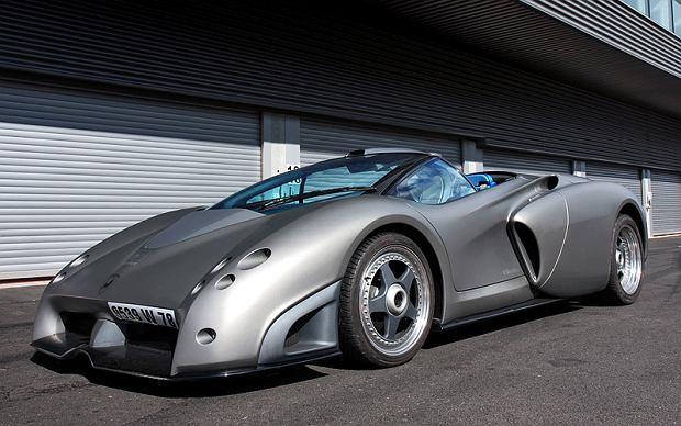 Lamborghini Heuliez Pregunta