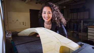 Most Leonarda Da Vinci wydrukowany na drukarce 3D