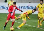 Młodzi zawodnicy Lecha walczą o wyjazd na EURO. Reprezentacja tylko zremisowała, choć Kownacki był bliski gola