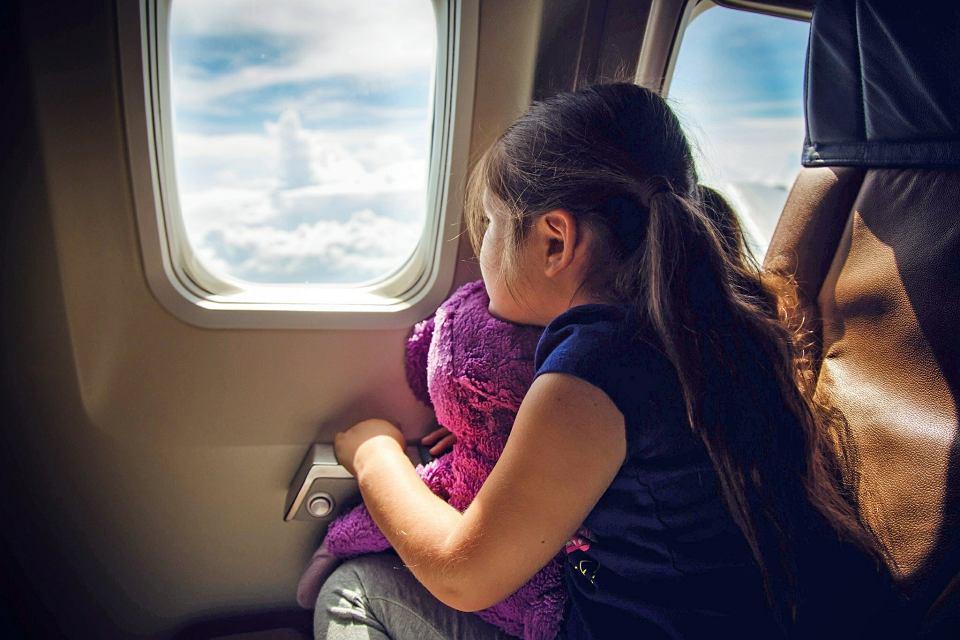 Lot Samolotem Gdzie Usiąść żeby Nie Zachorować