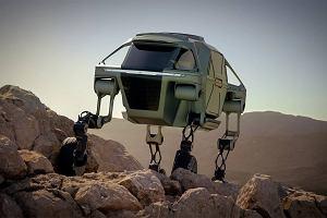 Samochody na czterech. nogach? Hyundai będzie tworzyć Transformersy
