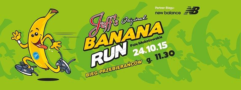 Jeff's Banana Run