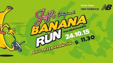 Jeff's Banana Run