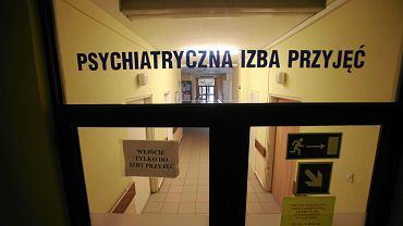 W Polsce leczenie psychiatryczne wciąż opiera się głównie na pobycie w szpitalu, gdzie chory jest odizolowany od społeczeństwa