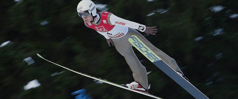 Skoki narciarskie. Zniszczoł upadł, ale pokazał moc w drugiej serii. Ale awans