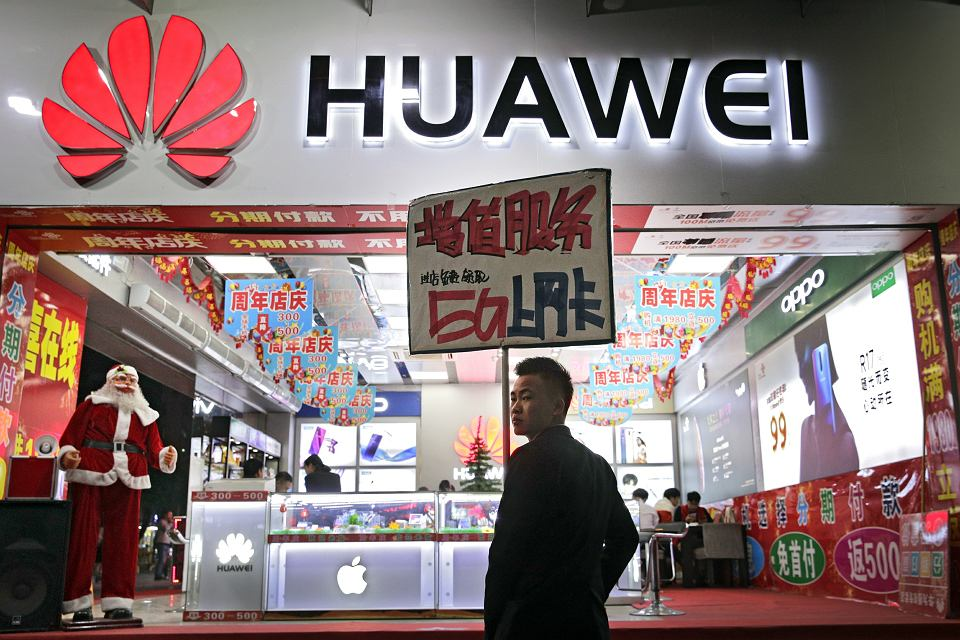 Za Cyfrowym Wielkim Murem Chiny Rządzą W Nowych Technologiach