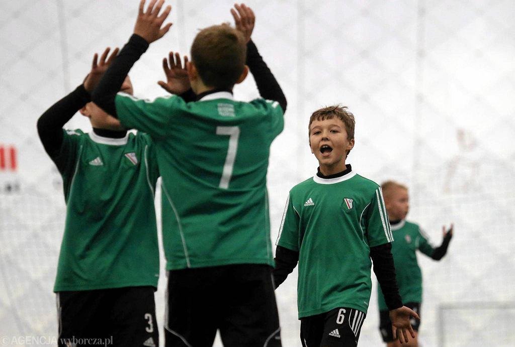 Mecz Legia Liverpool podczas turnieju Legia Cup