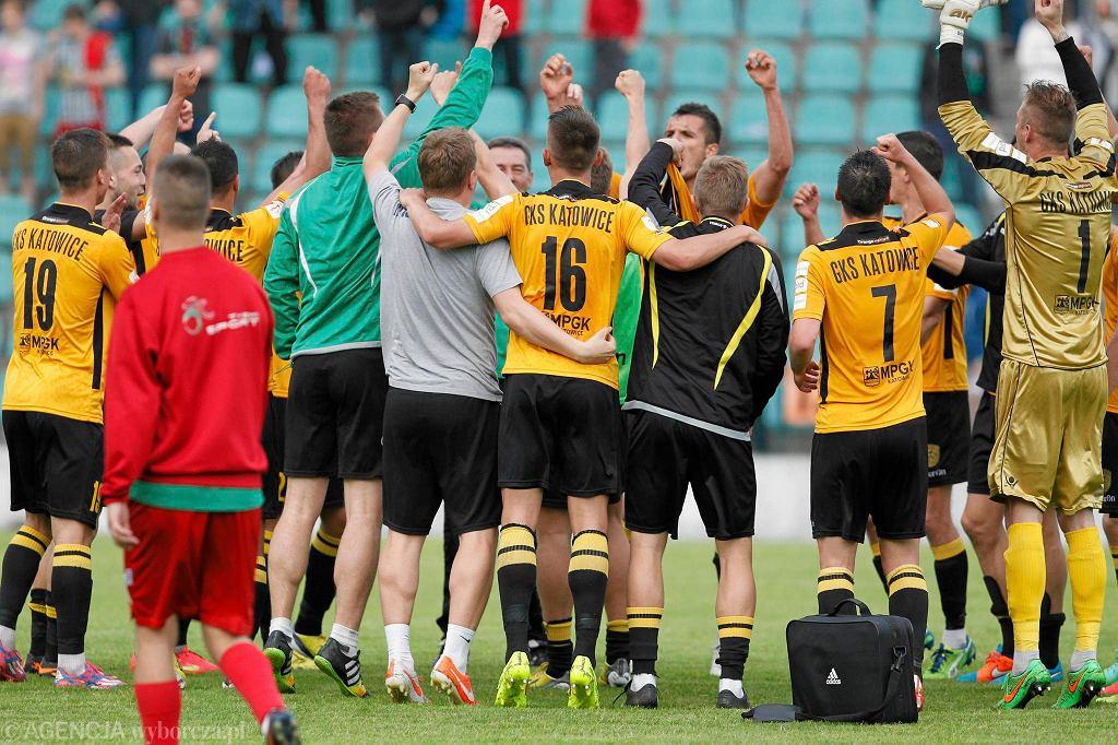 Od nowego sezonu GKS Katowice zagra w zupełnie innych strojach