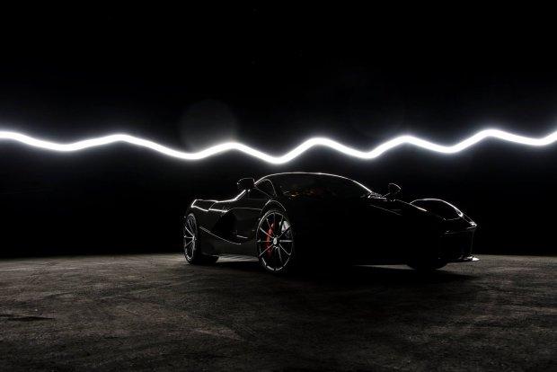 Ferrari LaFerrari z felgami Vossen Wheels