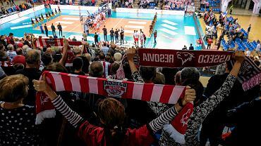 Mecz Asseco Resovia - Trefl Gdańsk przełożony. Winny koronawirus