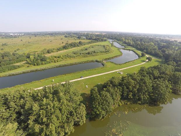 Uzdatnianie wody we wrocławskim MPWiK - tereny wodonośne