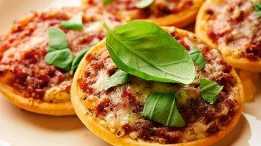 Pizza w miniaturze