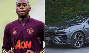 Kłopoty piłkarza Manchesteru United! Nawet pół roku więzienia za jazdę Lamborghini