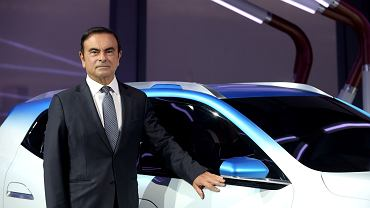 Były szef Renault Carlos Ghosn