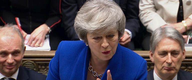 Theresa May stąpa po cienkim lodzie. ''Opuścimy Unię Europejską 29 marca''
