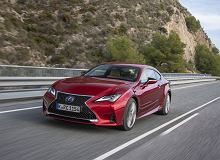 Opinie Moto.pl: Lexus RC - japońskie coupe, które wyszlachetniało