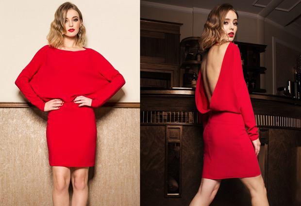 Sukienka Fadd / Showroom na walentynki