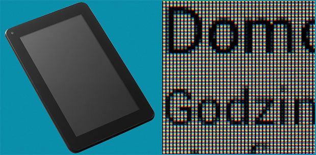tablet, apple, android, Przegląd małych tabletów, Tablet Manta MID-15 PowerTab HD