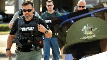 Policjanci w Orlando